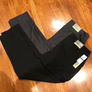 JM Collection XL  XL Short Rivet Femme Pants DS155